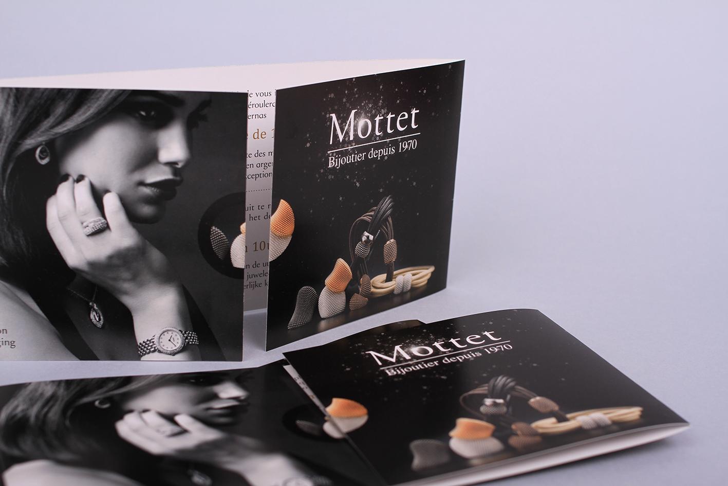 Bijouterie Mottet • Invitation 2013