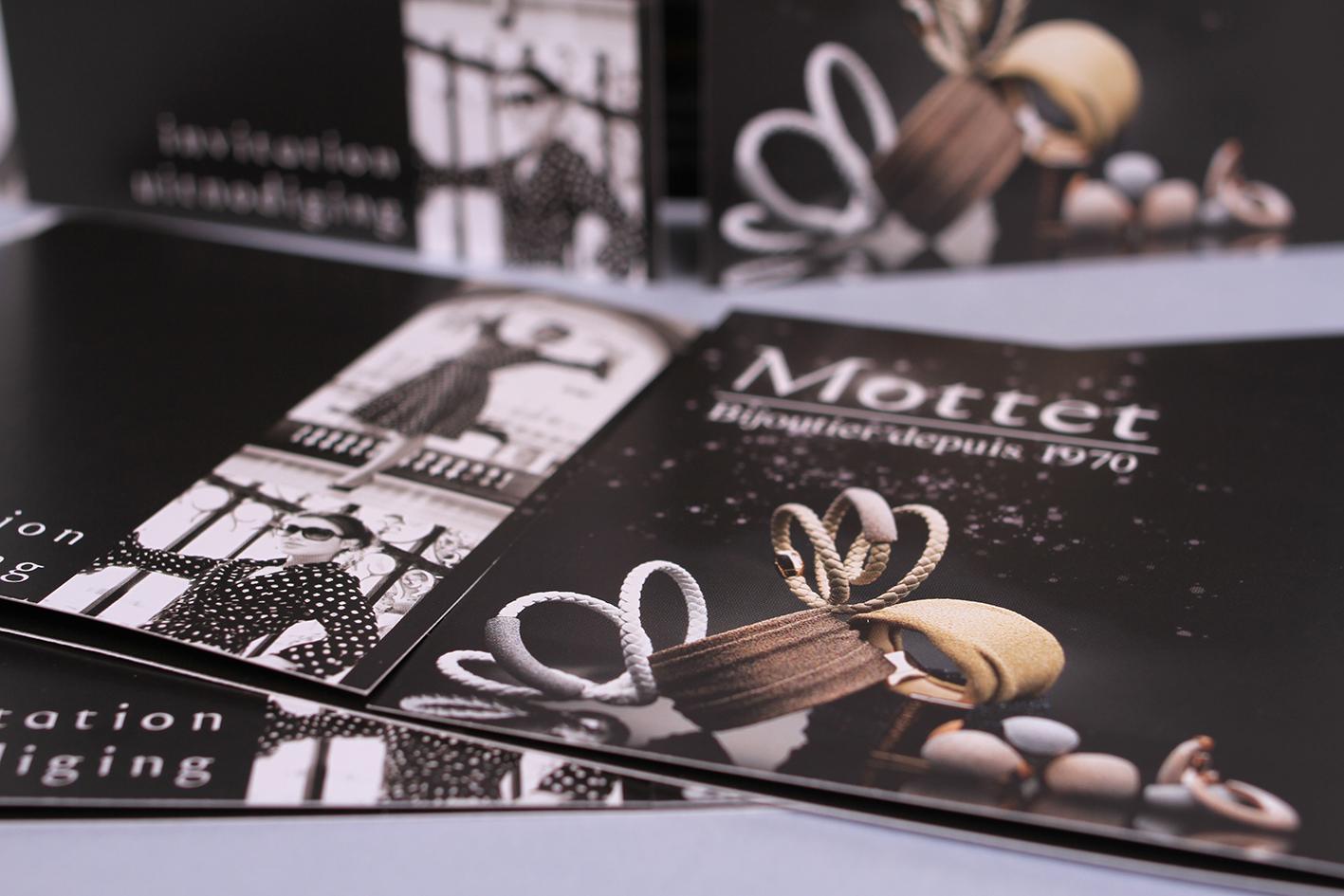 Bijouterie Mottet • Invitation 2014