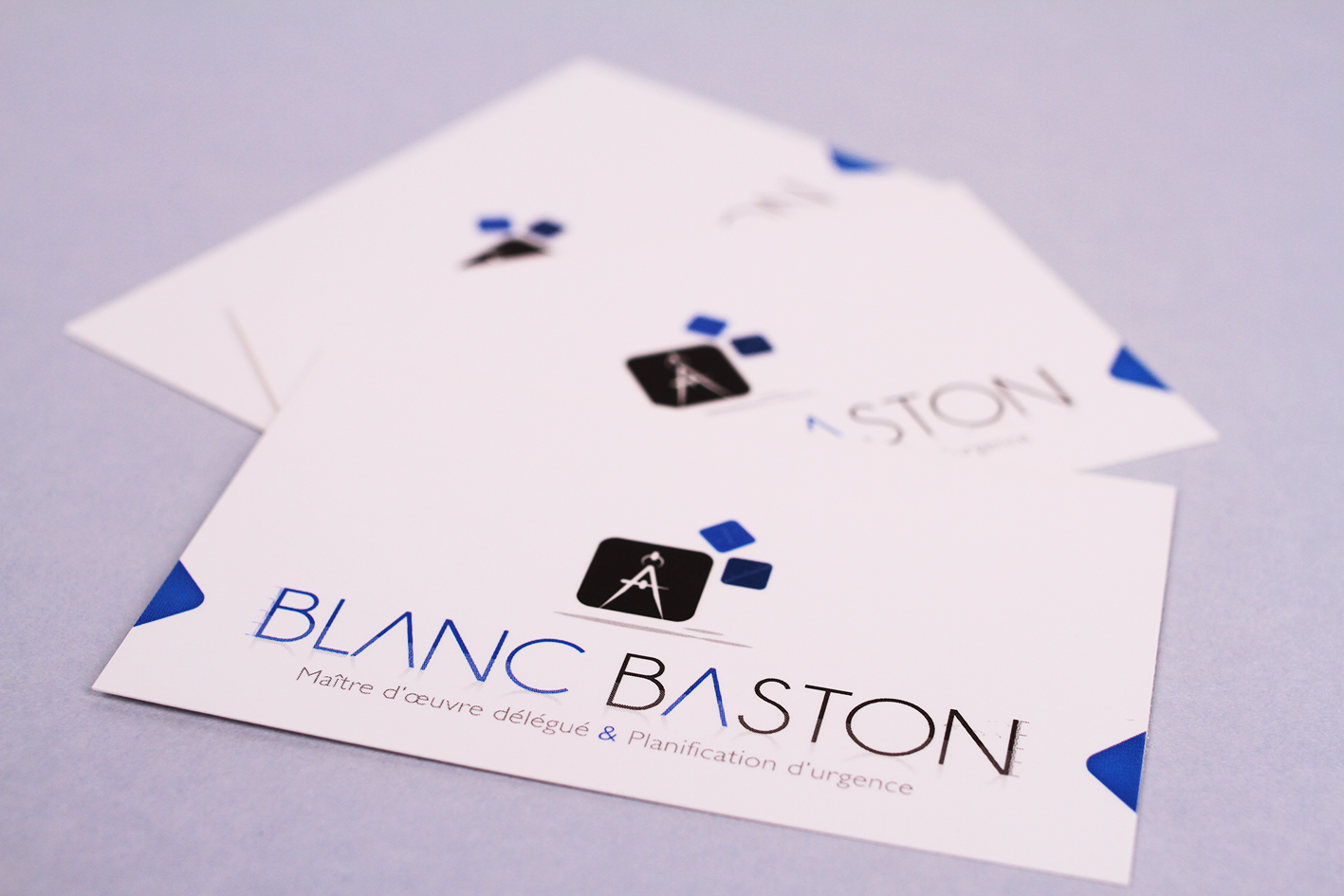 Blanc Baston • Corporate 2013