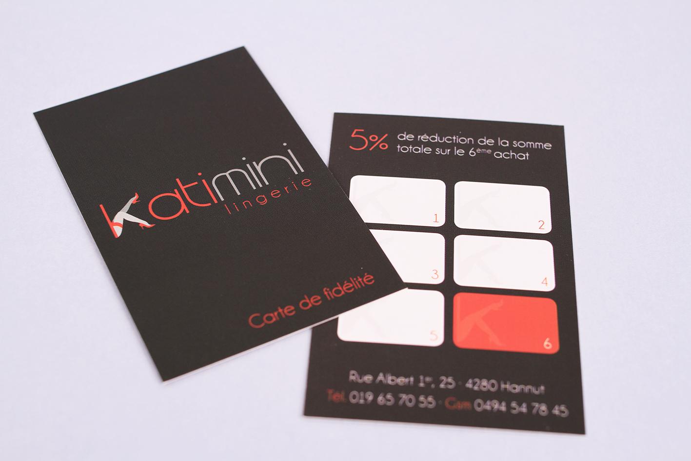 Katimini Lingerie • 2014