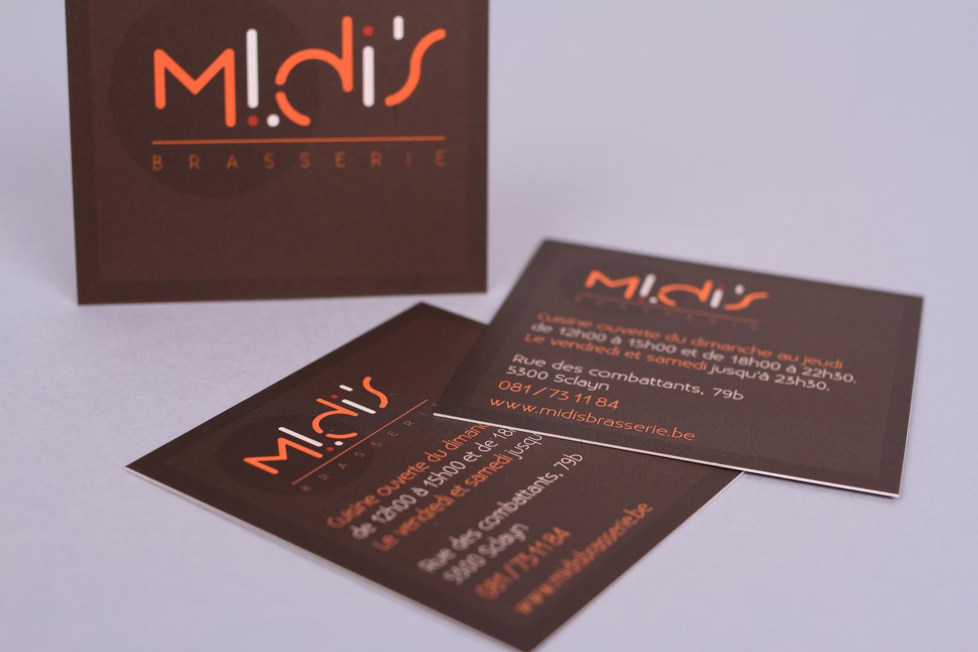 Mi.Di's • Corporate 2010