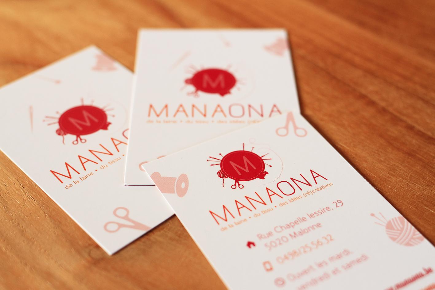 Manaona • Corporate 2013