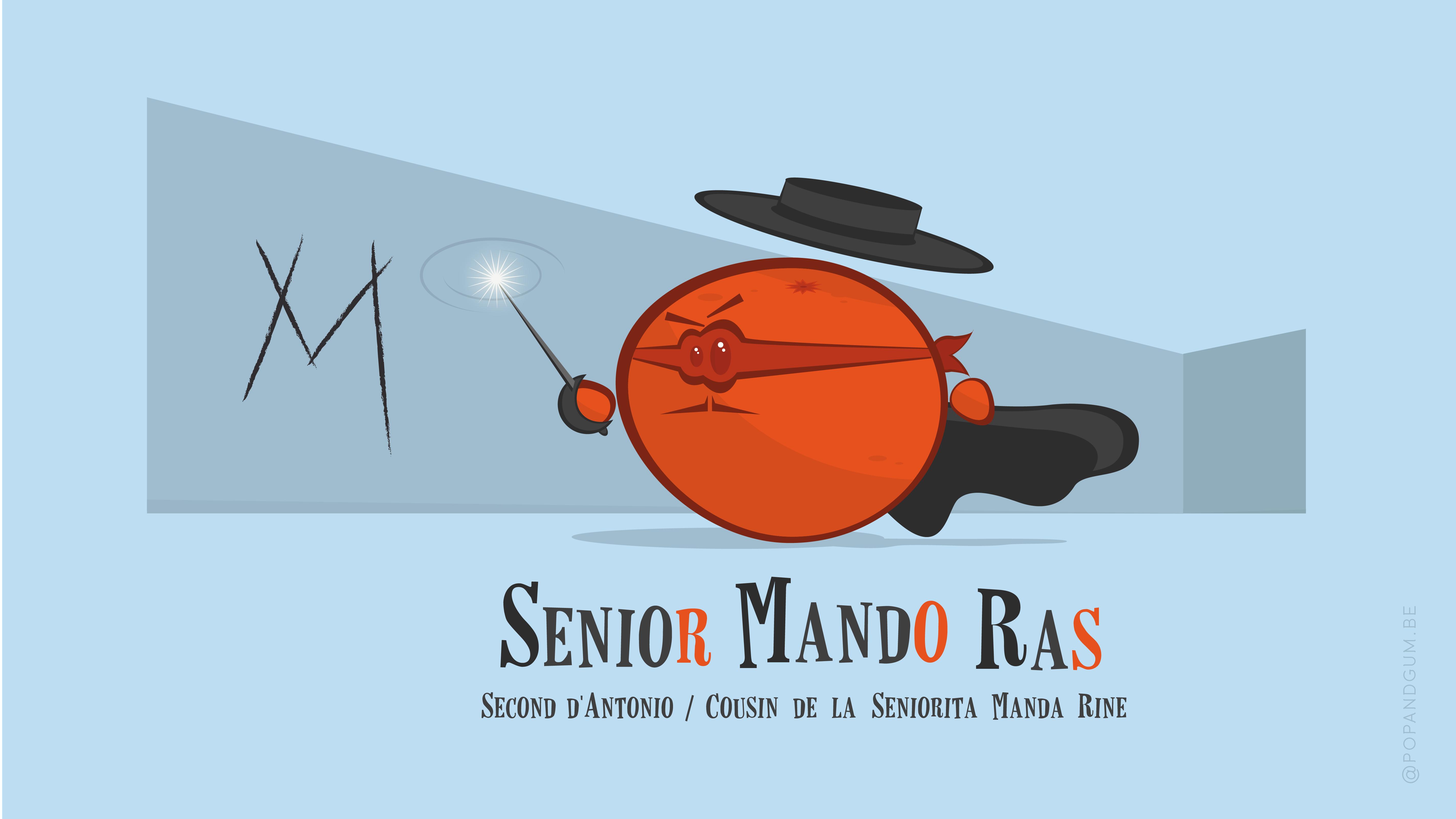 Senior Mandoras