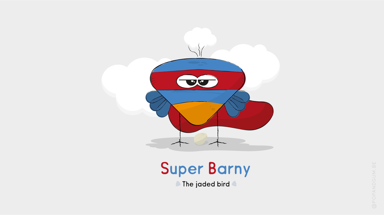 Super Barny