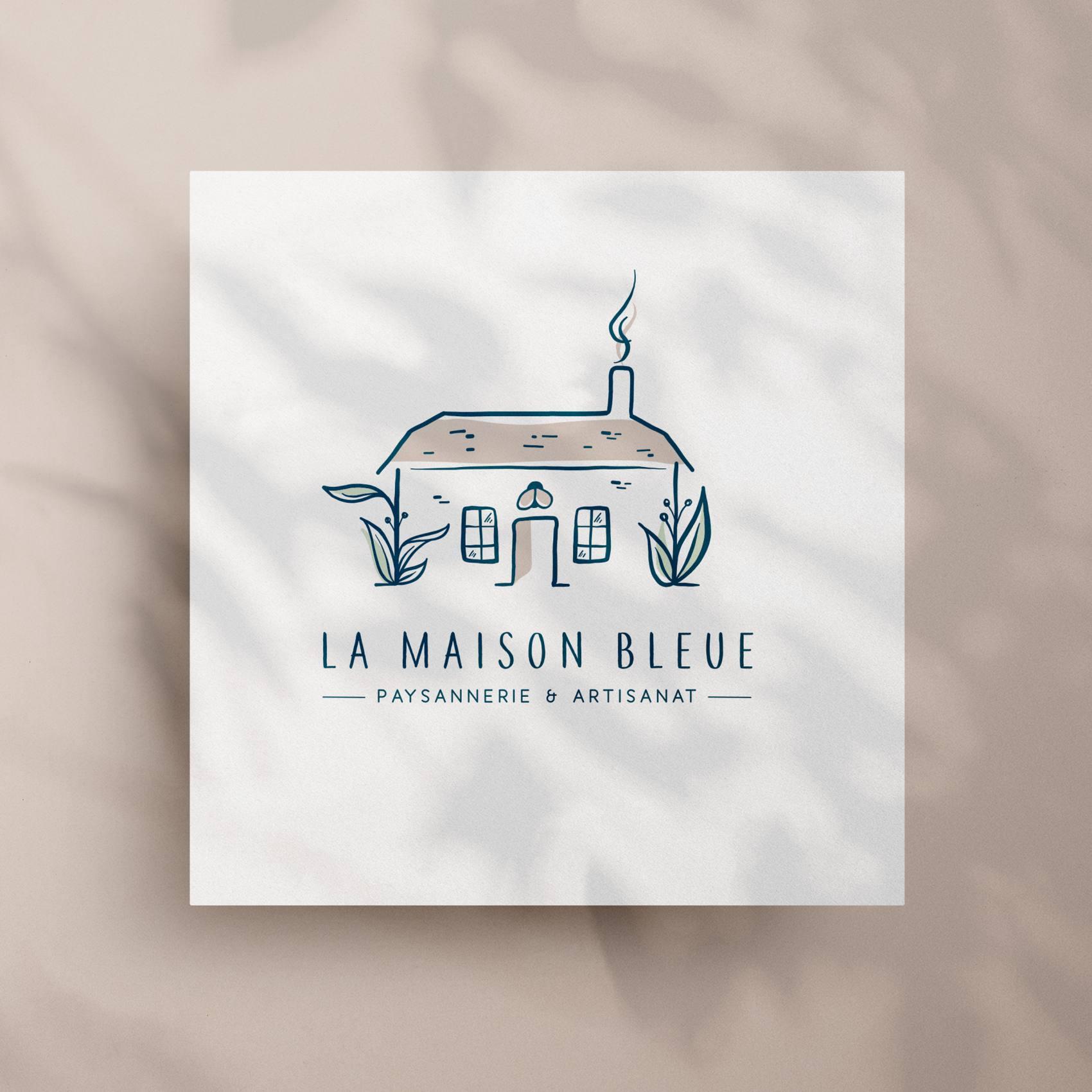 La Maison Bleue • Paysannerie et artisanat